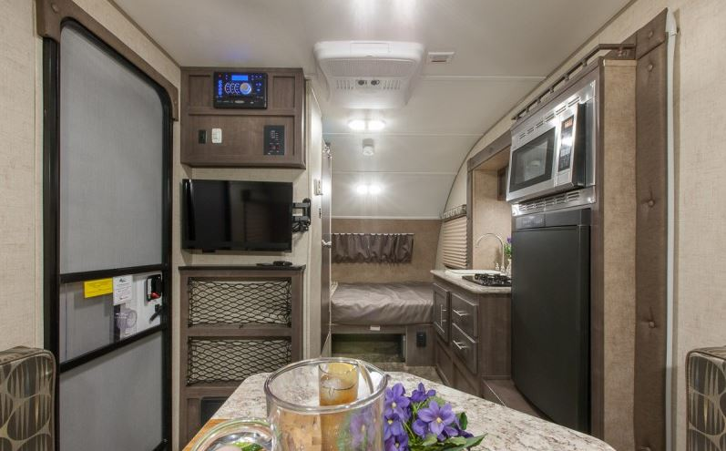 R Pod Travel Trailer Travel Trailers Rgv