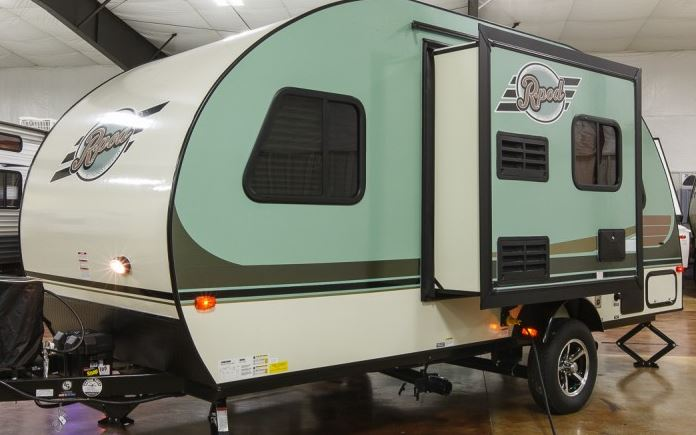 Puma Fs Travel Trailer